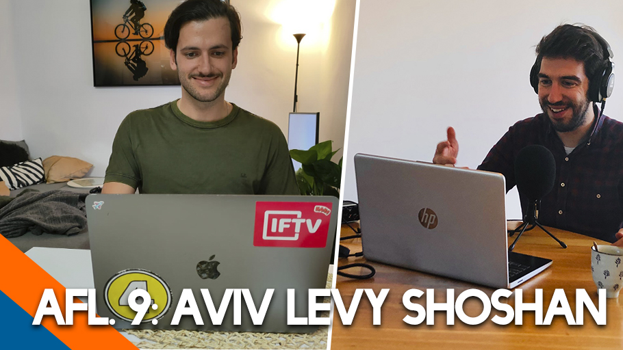 Aflevering 9: Aviv Levy Shoshan, FC Barcelona